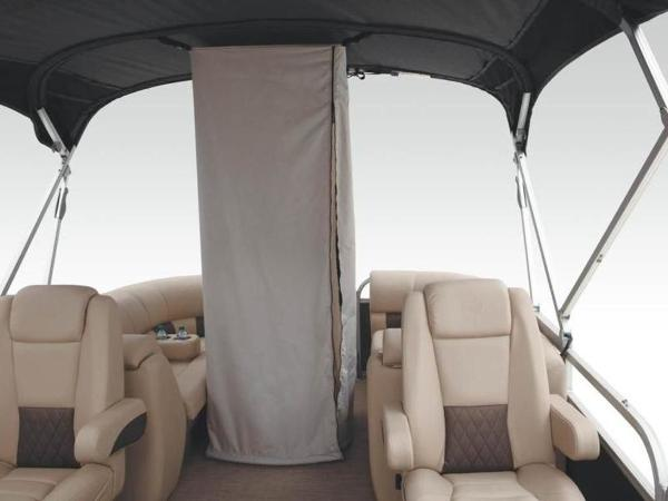 2022 Sun Tracker boat for sale, model of the boat is PARTY BARGE® 24 DLX & Image # 31 of 59