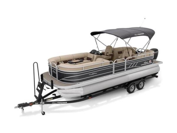 2022 Sun Tracker boat for sale, model of the boat is PARTY BARGE® 24 DLX & Image # 42 of 59