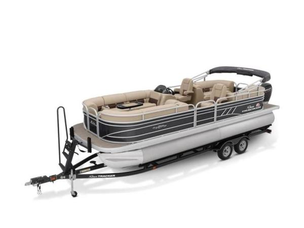 2022 Sun Tracker boat for sale, model of the boat is PARTY BARGE® 24 DLX & Image # 44 of 59