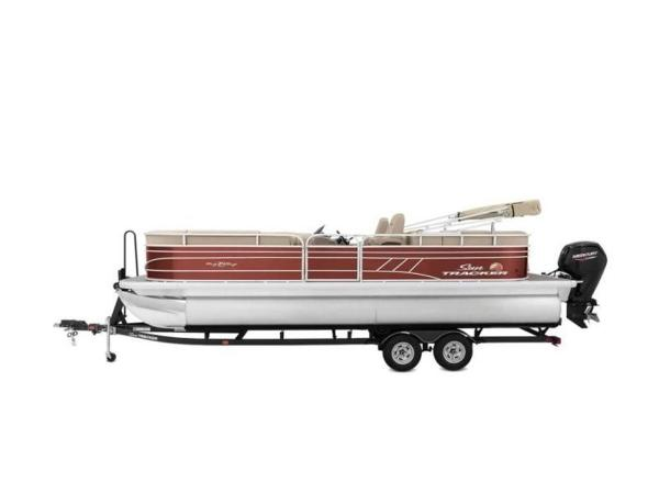 2022 Sun Tracker boat for sale, model of the boat is PARTY BARGE® 24 DLX & Image # 49 of 59