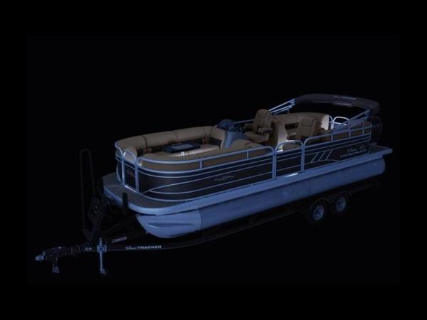 2022 Sun Tracker boat for sale, model of the boat is PARTY BARGE® 24 DLX & Image # 51 of 59