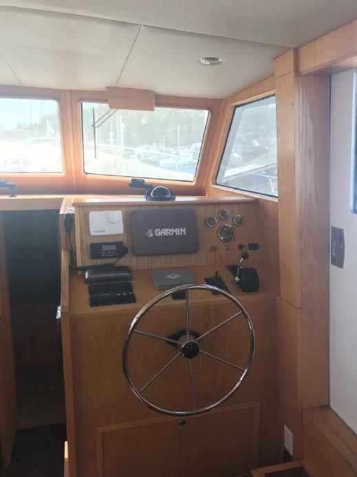 Westcoast Tolly Hull Cockpit Trawler