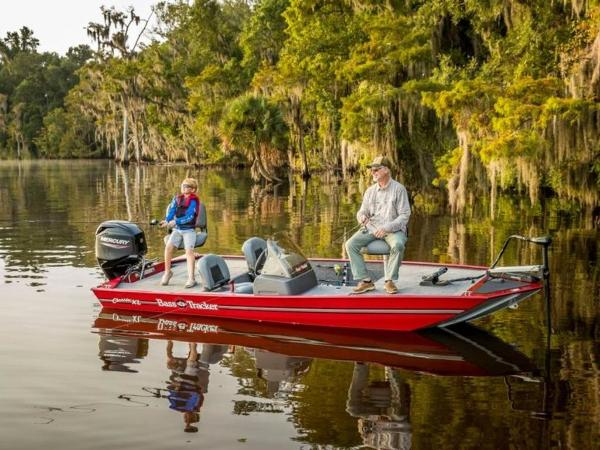 2021 Tracker Boats boat for sale, model of the boat is BASS TRACKER® Classic XL & Image # 9 of 37