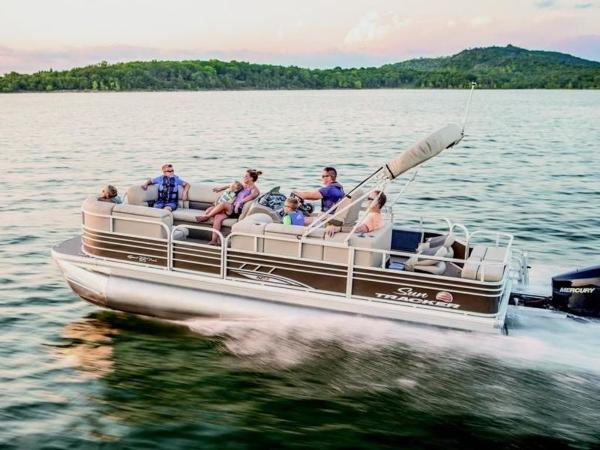 2021 Sun Tracker boat for sale, model of the boat is SportFish™ 22 XP3 & Image # 1 of 58