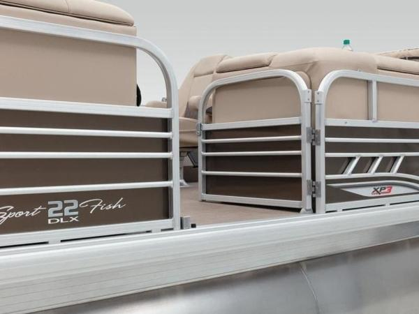 2021 Sun Tracker boat for sale, model of the boat is SportFish™ 22 XP3 & Image # 28 of 58