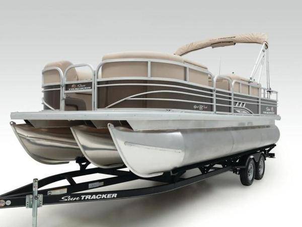 2021 Sun Tracker boat for sale, model of the boat is SportFish™ 22 XP3 & Image # 51 of 58