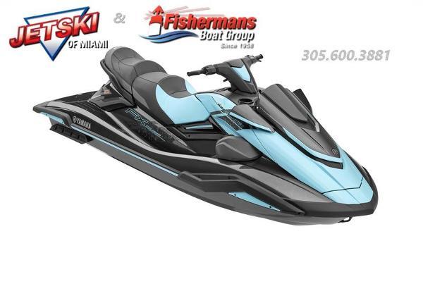 2022 Yamaha WaveRunner FX Cruiser HO W/ AUDIO
