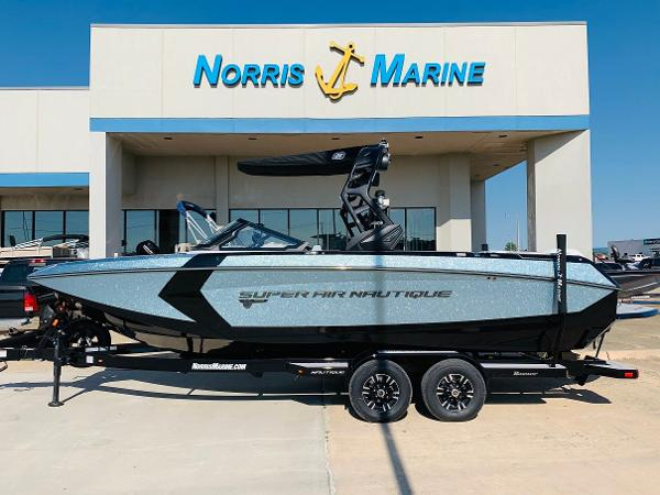 2020 Nautique boat for sale, model of the boat is Super Air Nautique G25 & Image # 1 of 66