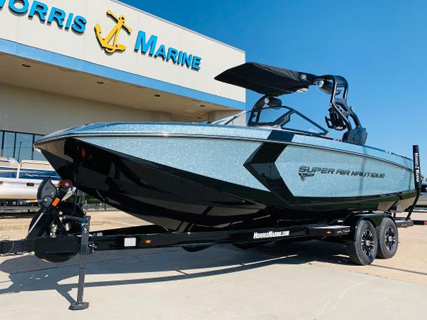 2020 Nautique boat for sale, model of the boat is Super Air Nautique G25 & Image # 2 of 66