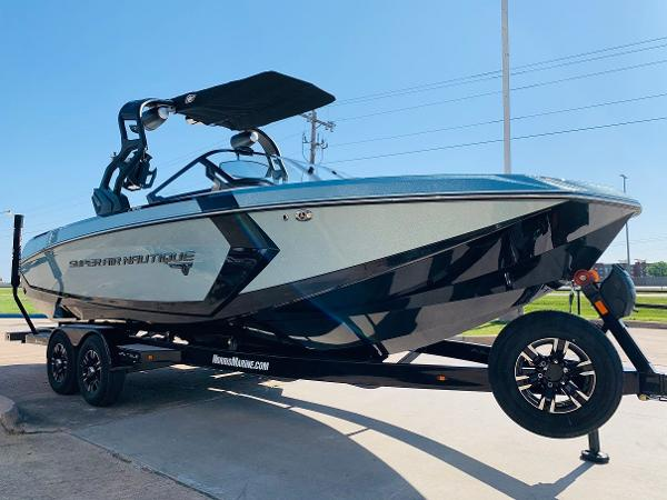 2020 Nautique boat for sale, model of the boat is Super Air Nautique G25 & Image # 6 of 66