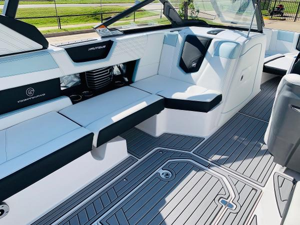 2020 Nautique boat for sale, model of the boat is Super Air Nautique G25 & Image # 29 of 66
