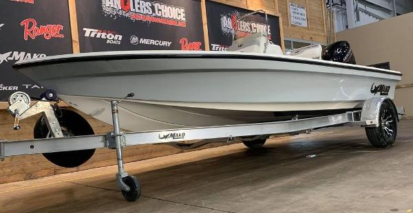 2021 Mako boat for sale, model of the boat is 18 LTS & Image # 9 of 15