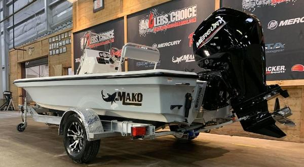 2021 Mako boat for sale, model of the boat is 18 LTS & Image # 12 of 15