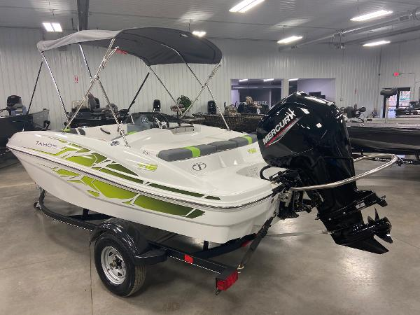 2021 Tahoe boat for sale, model of the boat is T16 & Image # 2 of 9