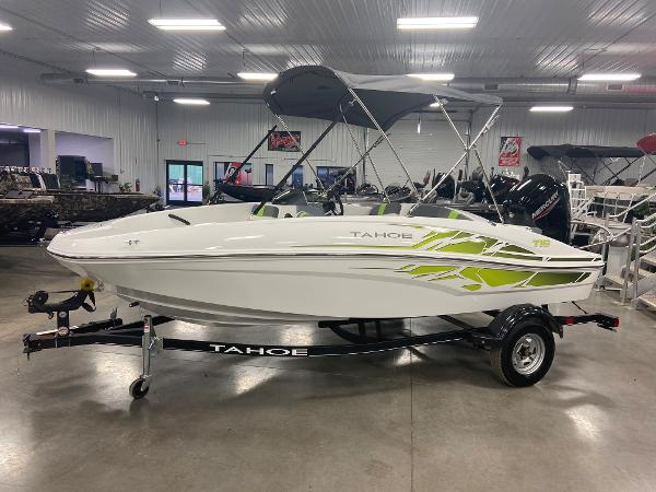 2021 Tahoe boat for sale, model of the boat is T16 & Image # 3 of 9