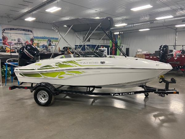 2021 Tahoe boat for sale, model of the boat is T16 & Image # 1 of 9
