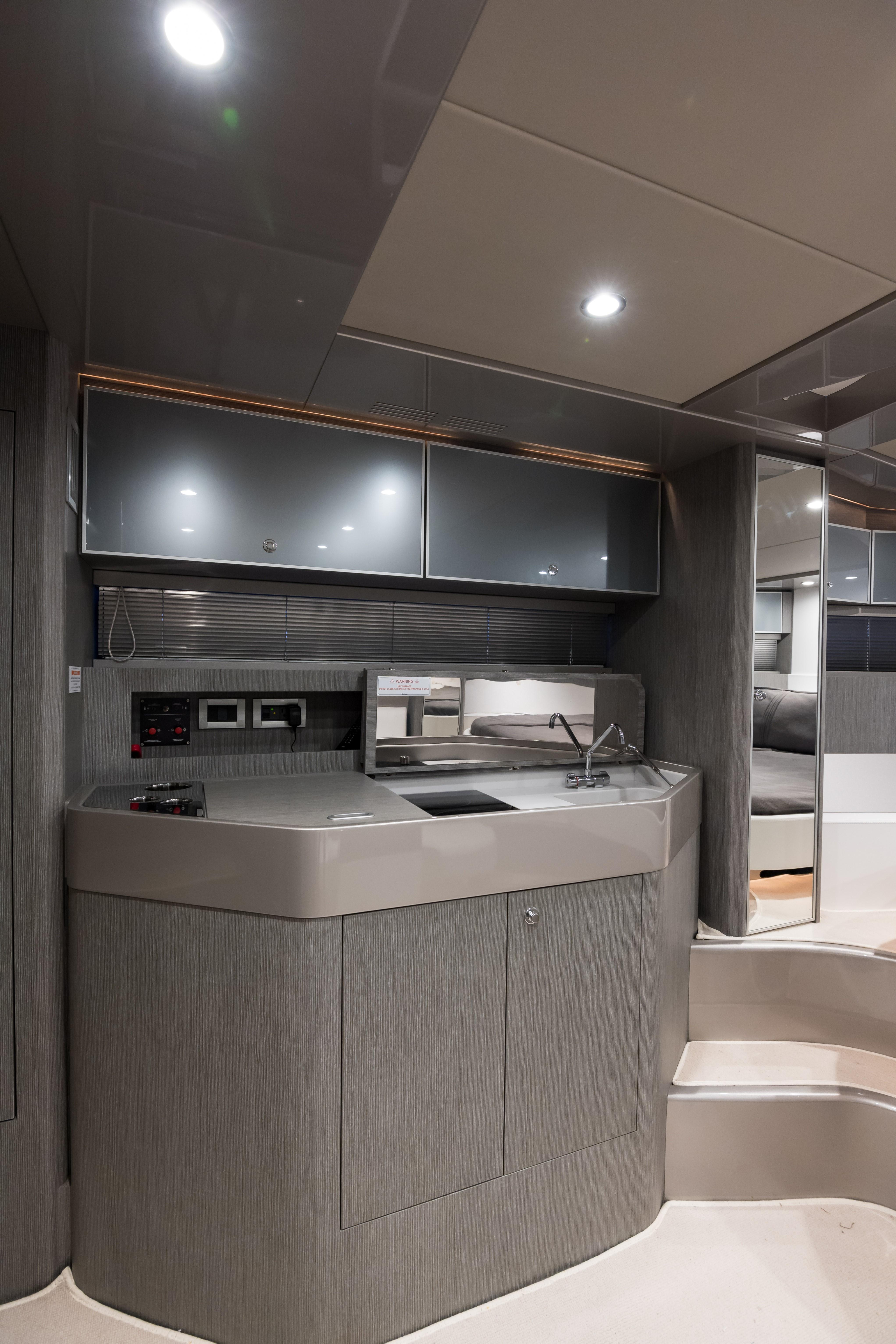 2014 44' Riva Galley