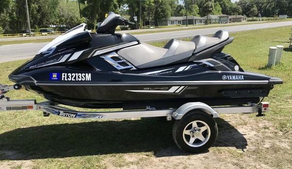 2017 Yamaha boat for sale, model of the boat is FX Cruiser SVHO & Image # 1 of 9