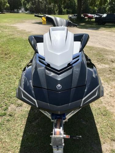 2017 Yamaha boat for sale, model of the boat is FX Cruiser SVHO & Image # 3 of 9