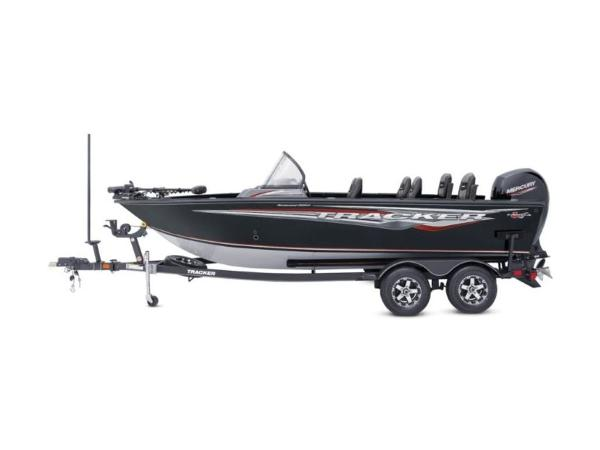 2021 Tracker Boats boat for sale, model of the boat is Targa™ V-19 Combo Tournament Ed. & Image # 4 of 57