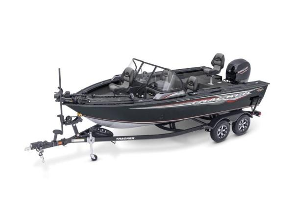 2021 Tracker Boats boat for sale, model of the boat is Targa™ V-19 Combo Tournament Ed. & Image # 5 of 57
