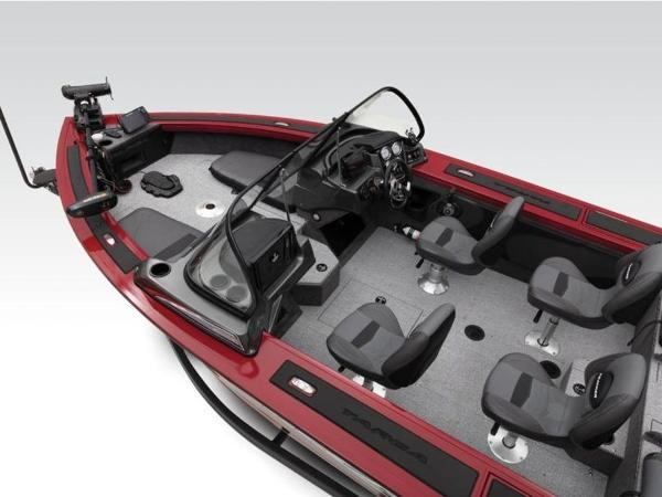 2021 Tracker Boats boat for sale, model of the boat is Targa™ V-19 Combo Tournament Ed. & Image # 27 of 57
