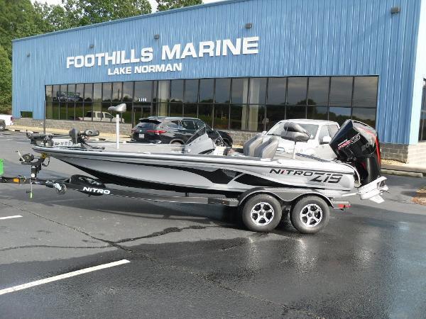 2021 Nitro boat for sale, model of the boat is Z19 & Image # 1 of 36