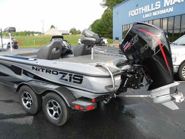 2021 Nitro boat for sale, model of the boat is Z19 & Image # 35 of 36