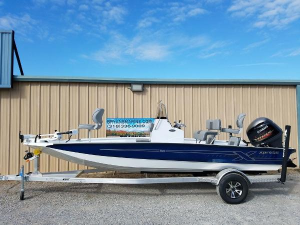 2021 Xpress boat for sale, model of the boat is H20B & Image # 1 of 17