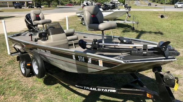 1999 Tracker Boats boat for sale, model of the boat is Pro Team 165 & Image # 2 of 9