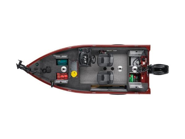 2021 Tracker Boats boat for sale, model of the boat is Super Guide™ V-16 SC & Image # 3 of 41