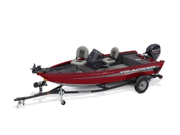 2021 Tracker Boats boat for sale, model of the boat is Super Guide™ V-16 SC & Image # 4 of 41