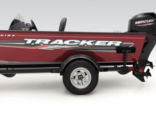 2021 Tracker Boats boat for sale, model of the boat is Super Guide™ V-16 SC & Image # 7 of 41