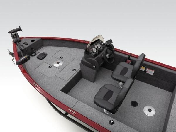 2021 Tracker Boats boat for sale, model of the boat is Super Guide™ V-16 SC & Image # 8 of 41
