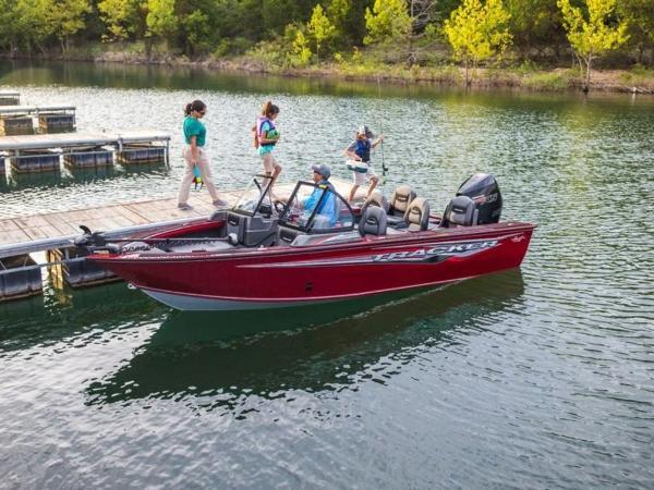 2021 Tracker Boats boat for sale, model of the boat is Targa™ V-19 Combo & Image # 10 of 66