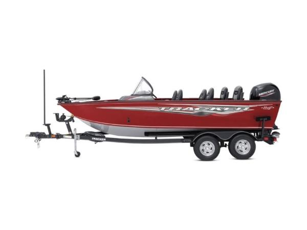 2021 Tracker Boats boat for sale, model of the boat is Targa™ V-19 Combo & Image # 15 of 66