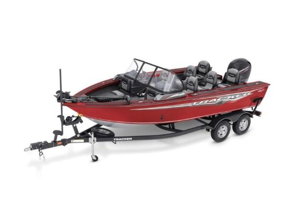 2021 Tracker Boats boat for sale, model of the boat is Targa™ V-19 Combo & Image # 21 of 66