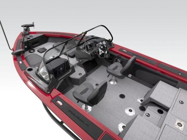 2021 Tracker Boats boat for sale, model of the boat is Targa™ V-19 Combo & Image # 27 of 66
