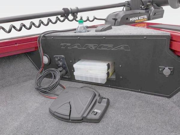 2021 Tracker Boats boat for sale, model of the boat is Targa™ V-19 Combo & Image # 38 of 66