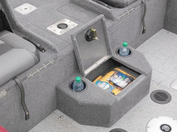 2021 Tracker Boats boat for sale, model of the boat is Targa™ V-19 Combo & Image # 45 of 66