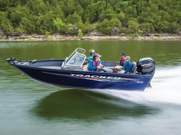 2021 Tracker Boats boat for sale, model of the boat is Pro Guide™ V-175 Combo & Image # 1 of 54