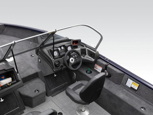2021 Tracker Boats boat for sale, model of the boat is Pro Guide™ V-175 Combo & Image # 6 of 54