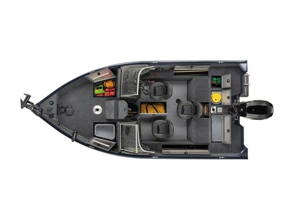 2021 Tracker Boats boat for sale, model of the boat is Pro Guide™ V-175 Combo & Image # 17 of 54