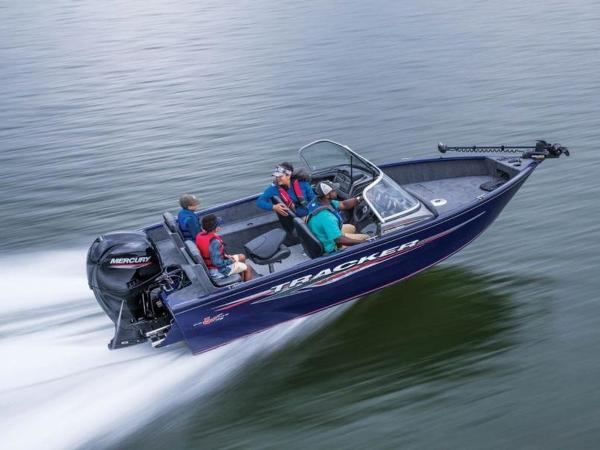 2021 Tracker Boats boat for sale, model of the boat is Pro Guide™ V-175 Combo & Image # 20 of 54