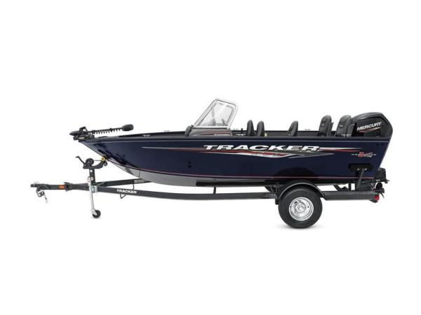 2021 Tracker Boats boat for sale, model of the boat is Pro Guide™ V-175 Combo & Image # 21 of 54