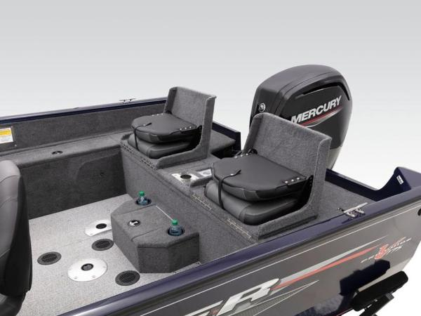 2021 Tracker Boats boat for sale, model of the boat is Pro Guide™ V-175 Combo & Image # 42 of 54