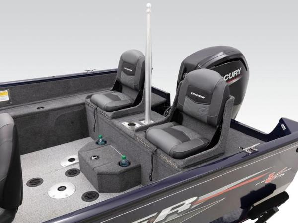 2021 Tracker Boats boat for sale, model of the boat is Pro Guide™ V-175 Combo & Image # 54 of 54