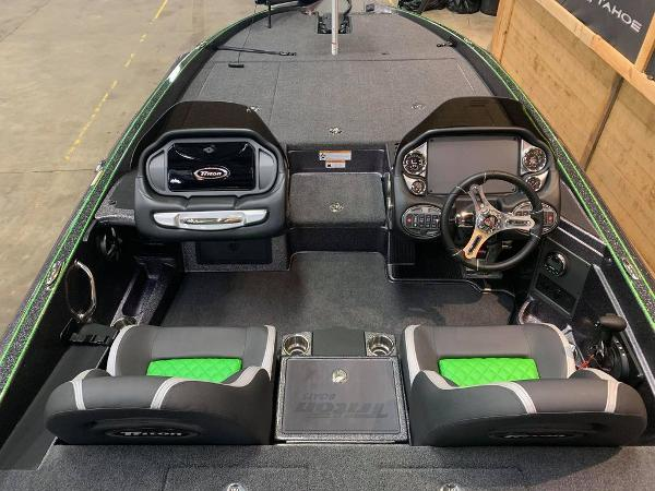 2021 Triton boat for sale, model of the boat is 20 TRX Patriot & Image # 9 of 18