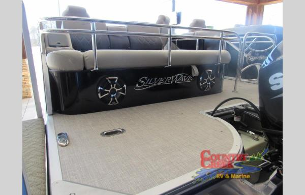 2021 Silver Wave boat for sale, model of the boat is 2410JS SW5 & Image # 5 of 11