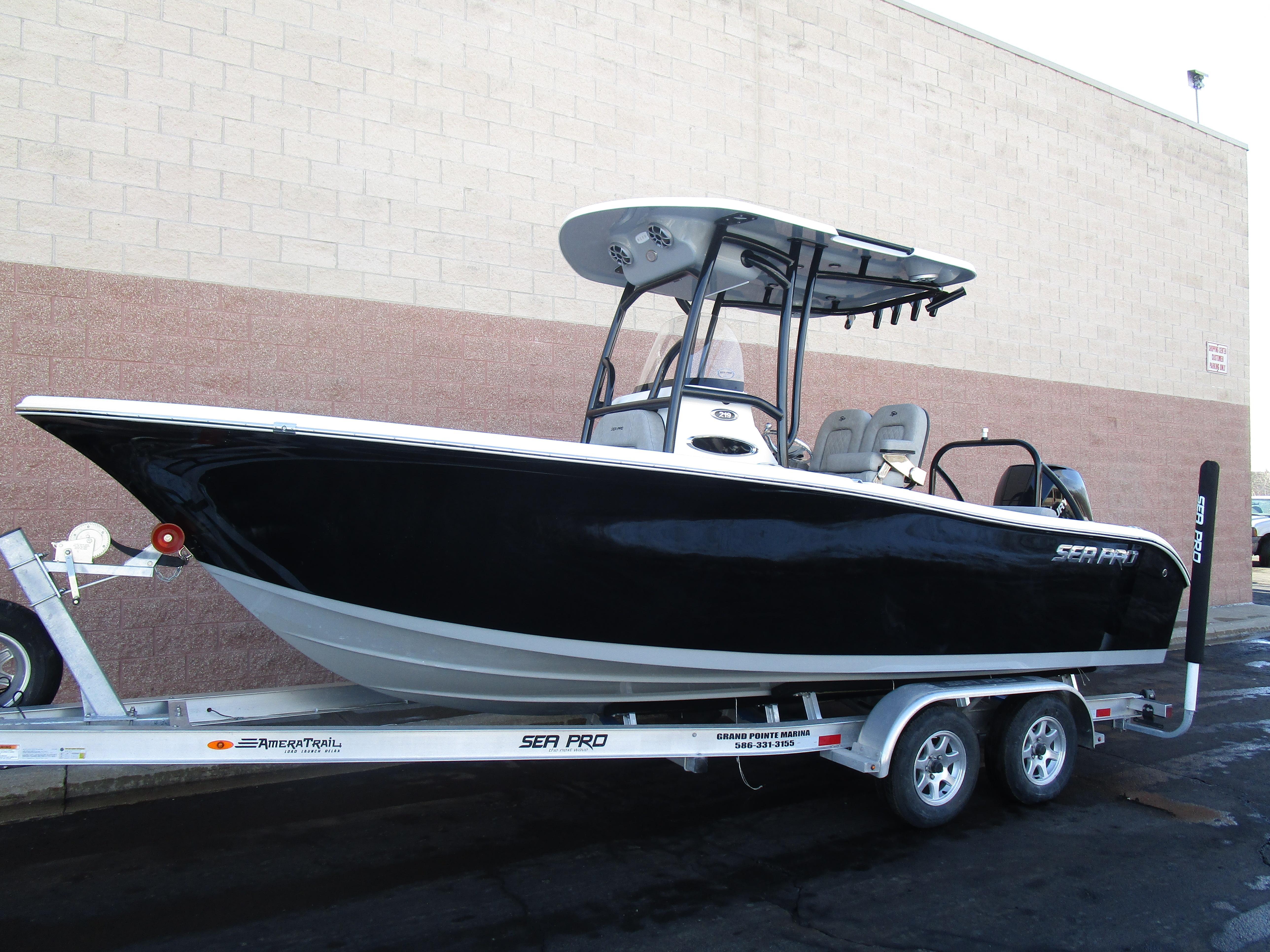 Sea Pro219 CC